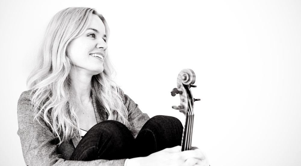Katherine Gowers, violinist